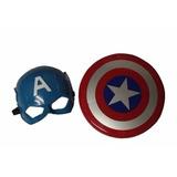 Escudo Capitán América Grueso Avengers Marvel *