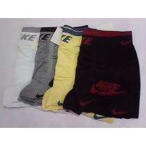 Cuecas Boxer 10 Peças Nike,lacoste, Play Boy Adidas Barato