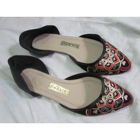 Sapato Feminino Moleca Sapatilha Tam 38