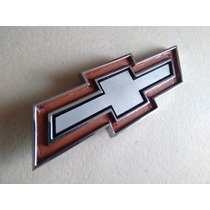 Emblema Chevrolet Gravata Vermelha Caminhonete C10 C14 C15