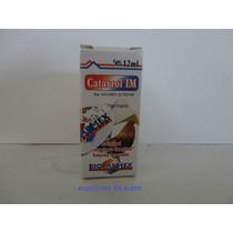 Catarrol Inyectable 12 Ml