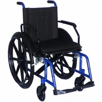Cadeira De Rodas H10 Super Confortavel Luxo Cds