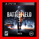 Battlefield 3 Ps3 Digital Oferta