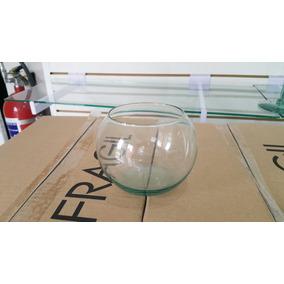 Pecera De Cristal # 5 Caja 24 Piezas (12.5cmx10cm)