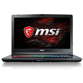 Notebook Gamer Msi Gp72m I7-7700hq 1tb 7200rpm 8gb 17.3