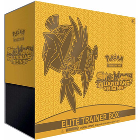 Elite Trainer Box - Sm 2 Guardians Rising