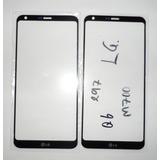 Cristal Touch Lg Q6 Prime M700 M700h +pegamento+hilo