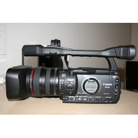 Camara De Video Canon Xha1
