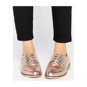 Zapatos Tipos Oxford Suela Baja