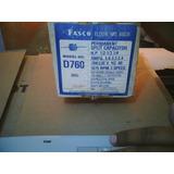Motor Ventilador Doble Eje, Fasco, Rpm 1075, 1/2hp.