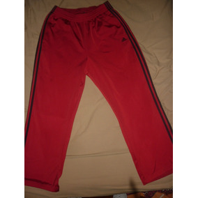 L Pantalon Jogging adidas Rojo Negro Art 16287