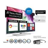 Philips 40 Led Full Hd Smart Tv 3d