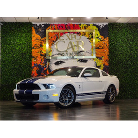 Ford Shelby Gt500 Svt 20 Aniversario 2013