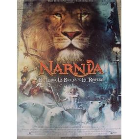 Las Cronicas De Narnia. Poster De La Pelicula. Oferta.