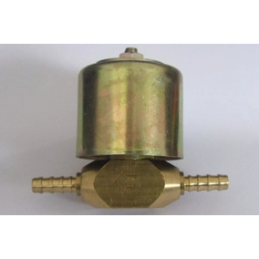 Valvula Solenoide Corta Combustivel Vapor Gasolina Antifurto