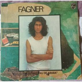Lp Fagner - Manera Fru Fru - 1976 - (com Canteiros)