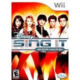 Disney Canta: Pop Hits - Nintendo Wii (juego Solo)