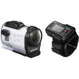 Sony Hdr-az1vr Waterproof Action Cam Mini Con Rm-lvr2v Live