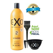 Exo Hair Progressiva Exoplastia Capilar 1000ml *só Passo 2*