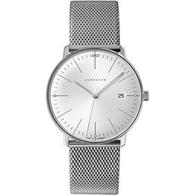Junghans Reloj De Cuarzo De Acero Inoxidable Para Hombre