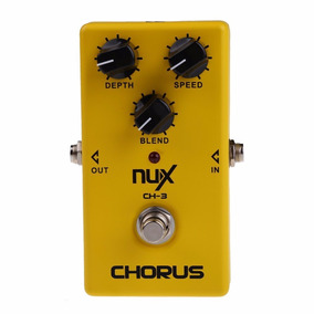 Pedal Nux Chorus Ch3 ( Novo Lacrado) ( Ce3, Ce2 Ou Boss)