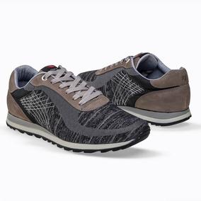 Sapatênis Masculino Rafarillo Sneakers Cinza 8403-00