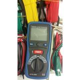Telurimetro Medidor De Resistencia A Tierra St5300b Eurodigi