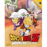 Laminas Album Dragonball Z Warriors (2012)