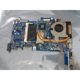 Placa Mae Sony Vaio Svt141c11l Intel Core I5 Touch + Cooler