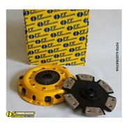 Embreagem Cerâmica Para Ap 980lbs E Disco 06 Past. Sem Molas
