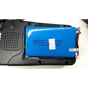 Bateria De Reposição Para Localizador Satlink Ws-6906 69