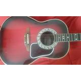 Guitarra Electroacustica Ovation Modelo 1617 De Los 70s