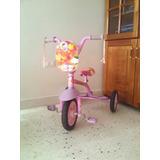 Triciclo Metálico Rosadoo