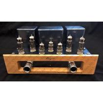 Amplificador Stereo Integrado Valvulado Cayin Mt-12n Hi-end