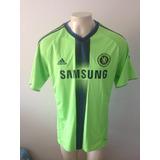 Camisa Chelsea Samsung adidas - Nova Na Etiqueta