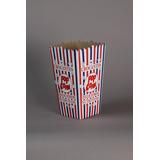 Caja - Envase De Cartón - Cono Para Pochoclo Mediano (x100)