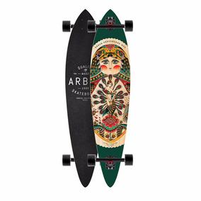 Skate Longboard Arbor Fish Gt 39