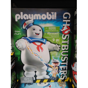 Playmobil 9221 Cazafantasmas Marshmallow Ray Ghostbusters