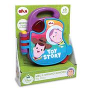 Meu Livrinho Sonoro - Toy Story Baby