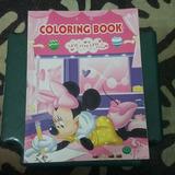 Libro Para Pintar De Minnie 16 Imagenes Para Colorear