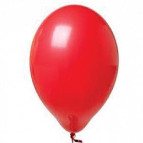 Balão São Roque N.7 Vermelho - 50 Unidades