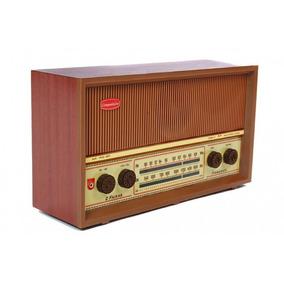 Radio De Mesa Itamarati Crmif-21 Ent. Auxiliar Frete Grátis