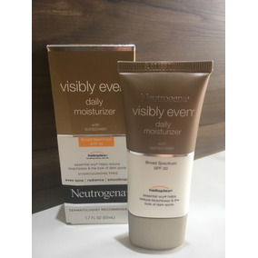 Neutrogena Visibly Even Fps30 Hidratante Iluminador