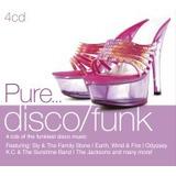 Box Cd Pure... Disco Funk 4 Cds