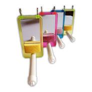 Espelho Com Cálcio Bica - Bica, Brinquedo Calopsita