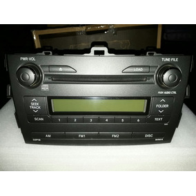 Rádio Original Toyota Corolla 2011