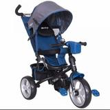 Coche Triciclo Paseador Para Bebés