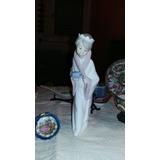Impecable ! Lladro Figura Porcelana Colección Rey Mago