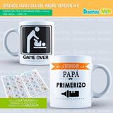 Diseños Dia Del Padre Para Estampar Tazones Mugs