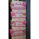 Cartel Para Cumpleaños , Baby Shower O Dormitorio Infantil